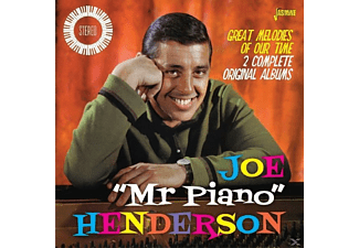 Joe Mr. Piano Henderson - Great Melodies Of Our Time - (CD)