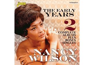 Nancy Wilson - Early Years - (CD)