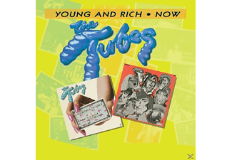 The Tubes - Young & Rich/Now [CD]