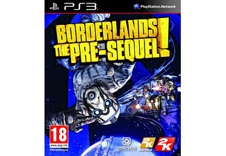 Borderlands: The Pre-sequel PS3 PS3