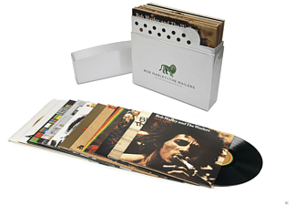 Marley, Bob & Wailers, The -  The Complete Island Recordings (Limited Lp Boxset) [Βινύλιο]