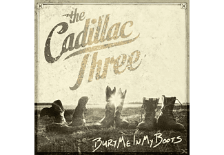 The Cadillac Three - Bury Me In My Boots - (CD)