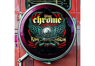 King Chrome - Ridin Shotgun [CD]