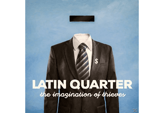 Latin Quarter - The Imagination of Thieves [CD]