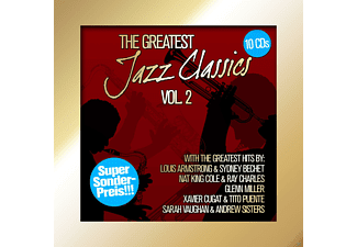 VARIOUS - The Greatest Jazz Classics Vol.2 - (CD)