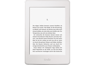 KINDLE PAPERWHITE FREE 3G 6 Zoll 4 GB WLAN, USB und Free 3G E-Book Reader Weiß