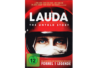 Lauda: The Untold Story - (DVD)