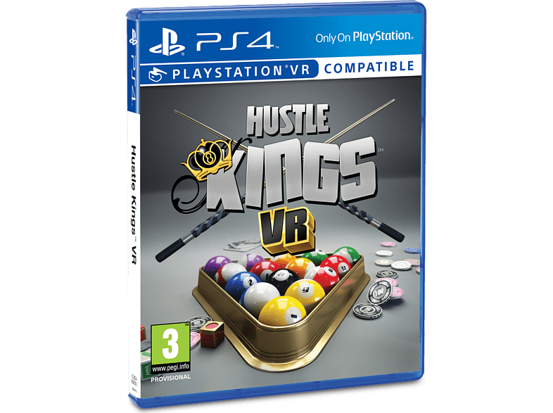 Hustle Kings VR PlayStation 4 gaming   offline sony ps4 psvr gaming games ps4 games