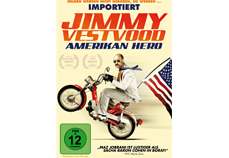 Jimmy Vestvood - Amerikan Hero - (DVD)