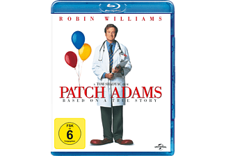Patch Adams - (Blu-ray)