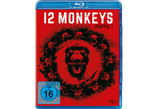 12 Monkeys - Staffel 1 - (Blu-ray)