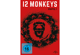 12 Monkeys - Staffel 1 [DVD]