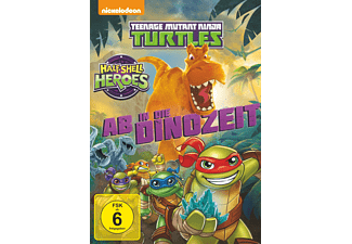 Teenage Mutant Ninja Turtles - Half Shell Heroes - Ab in die Dinozeit! [DVD]