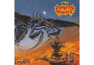 Praying Mantis - Legacy [Vinyl]