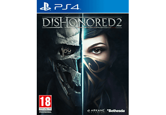 Playstation Dishonored 2
