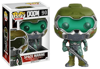 Funko Pop DOOM Space Marine