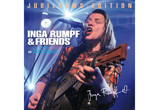 Inga & Friends Rumpf - At Rockpalast (Jubiläums-Edition) [CD + DVD Video]