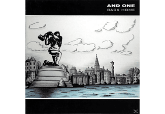 And One - Back Home - (CD-Mini-Album)