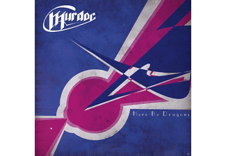 Cb Murdoc - Here Be Dragons [CD]