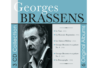 Georges Brassens - Original Albums - (CD)