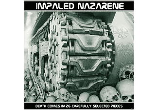 Impaled Nazarene - Death Comes In 26 Carefully Se - (CD)
