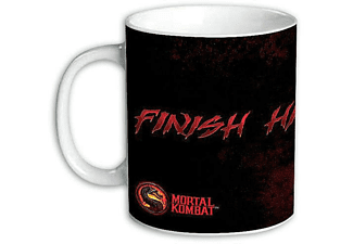 Mortal Kombat Tasse Finish Him