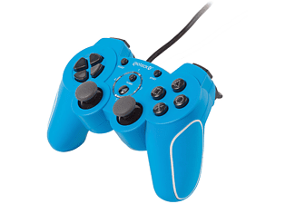 GIOTECK VX-2 Wired Controller PS3 Blauw
