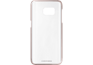 SAMSUNG EF-QG930, Backcover, Galaxy S7, Pink/Gold