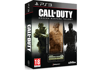 Call Of Duty: Modern Warfare Trilogy PS3