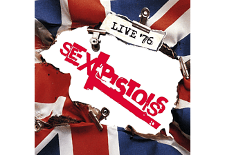 The Sex Pistols Live 76 (Limited Edition) CD
