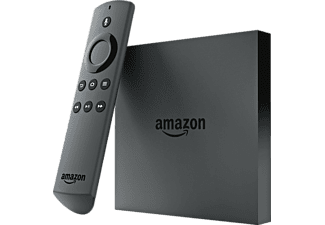 KINDLE Fire TV Media Player 4K  8 GB