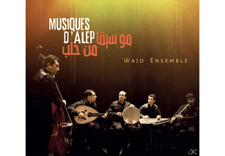 VARIOUS, Ensemble Wajd - Musik aus Aleppo - (CD)