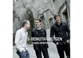 Reis Demuth Wiltgen - Places In Between [CD]