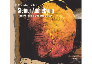 Steinar Aadnekvam - Freedoms Trio [CD]