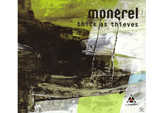 Mongrel - Thick As Thieves [CD]
