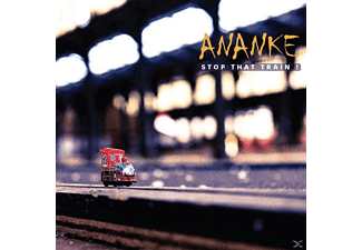 Ananke - Stop That Train ! [CD]