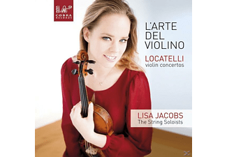 Lisa Jacobs - L'Arte Del Violino [CD]