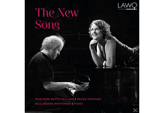 Marianne Beate Kielland - The New Song - (SACD Hybrid)
