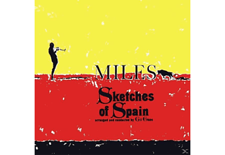 Miles Davis - Sketches Of Spain [CD]