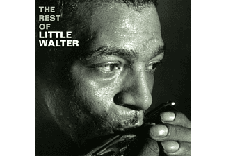 Little Walter - The Rest Of Little Walter [CD]
