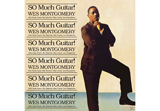 Wes Montgomery - So Much Guitar - (CD)