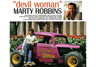 Marty Robbins - Devil Woman [CD]
