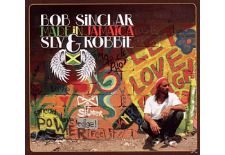 Bob Sinclar - Made In Jamaica - (CD)