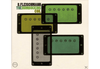 b.fleischmann - The Humbucking Coil - (CD)