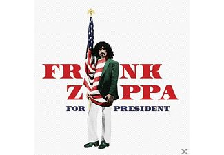 Frank Zappa - Frank Zappa For President [CD]