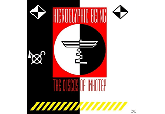 Hieroglyphic Being - The Disco's Of Imhotep [CD]