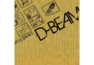 D-beam - Battle Breaks,Practice Tools,Skip - (Vinyl)