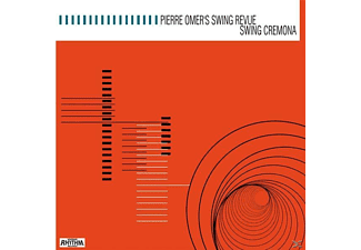 Pierre Omer's Swing Revue - Swing Cremona - (LP + Bonus-CD)