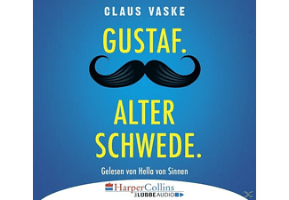 Claus Vaske - Gustaf. Alter Schwede [Humor/Satire, CD]