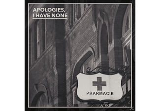 Apologies, I Have None - Pharmacie [CD]